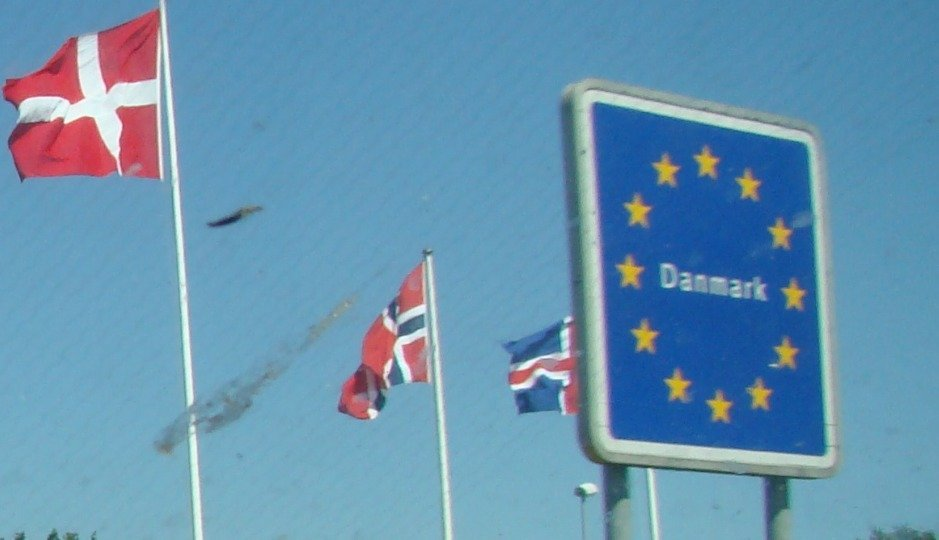 Dänemark Grenzen Wieder Auf