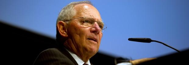 Schäuble Echte Bankenunion Nur Mit Vertragsänderung Seite 207676