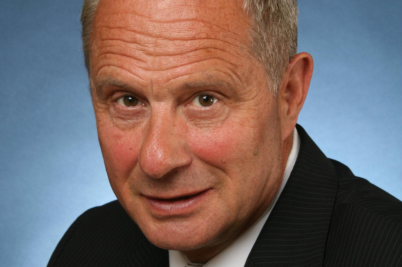 Former Bundestag MP Dieter Spöri