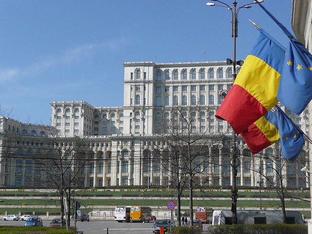 EU Europa Nachrichten Rumänien