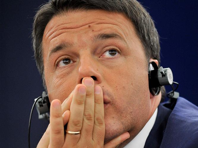 Italien, Matteo Renzi, Referendum, Verfassungsänderung