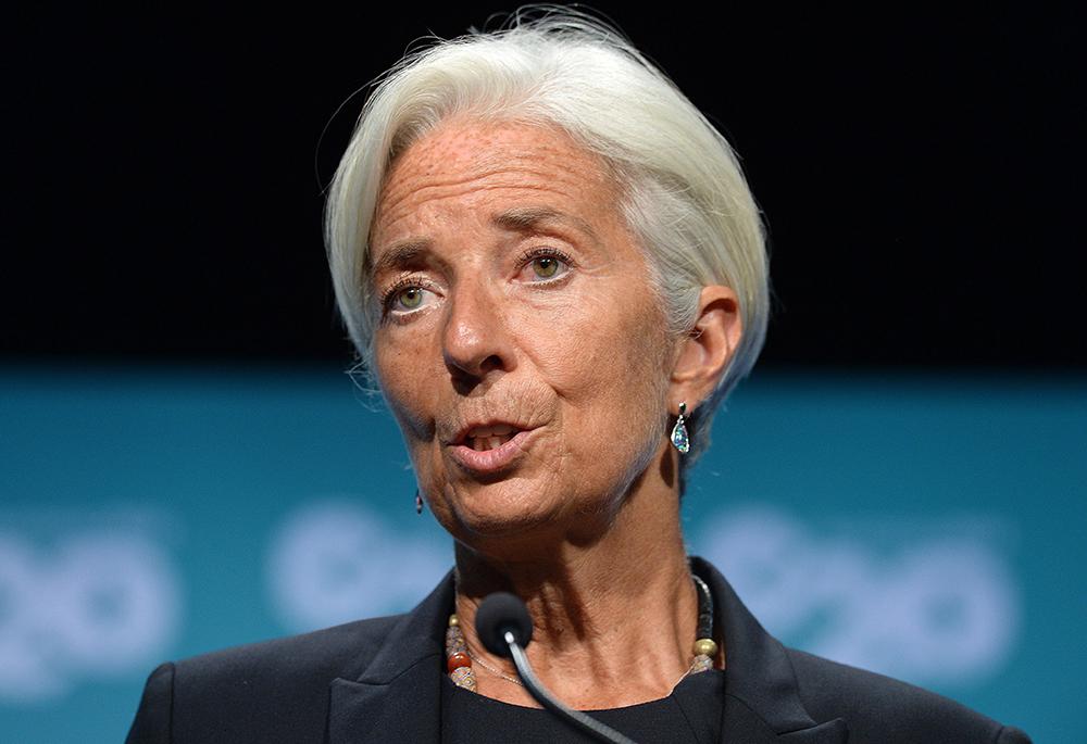 IWF, Christine Lagarde