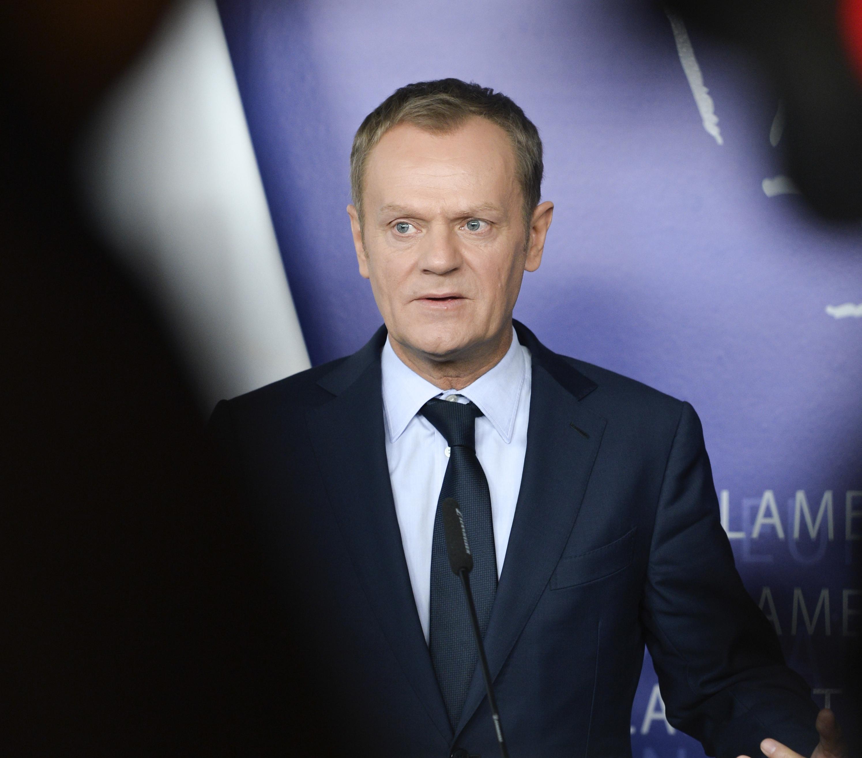 Donald Tusk, nouveau président du Conseil européen