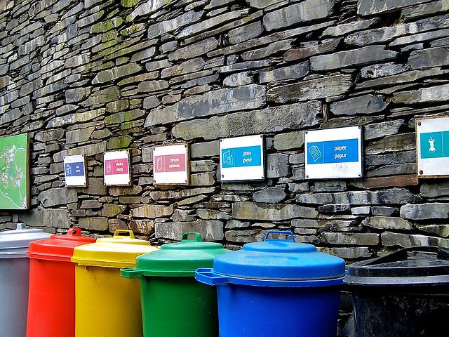 Verpackungsgesetz Bundestag Kreislaufwirtschaft Recycling