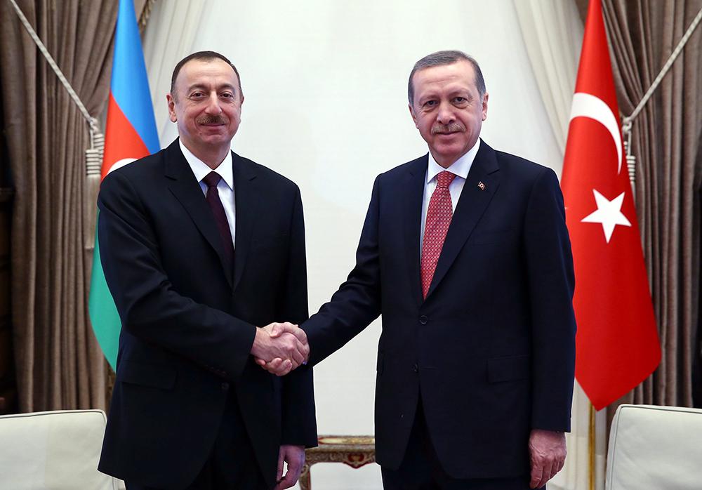 Eu Energieimporte Turkei Und Aserbaidschan Legen Grundstein Fur Neue Gas Pipeline Euractiv De