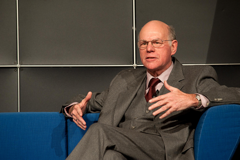 Norbert Lammert hat gedroht, das Freihandelsabkommen TTIP abzulehnen.