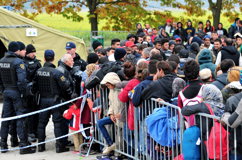 Balkanroute Flüchtlinge Hans Peter Doskozil Österreich