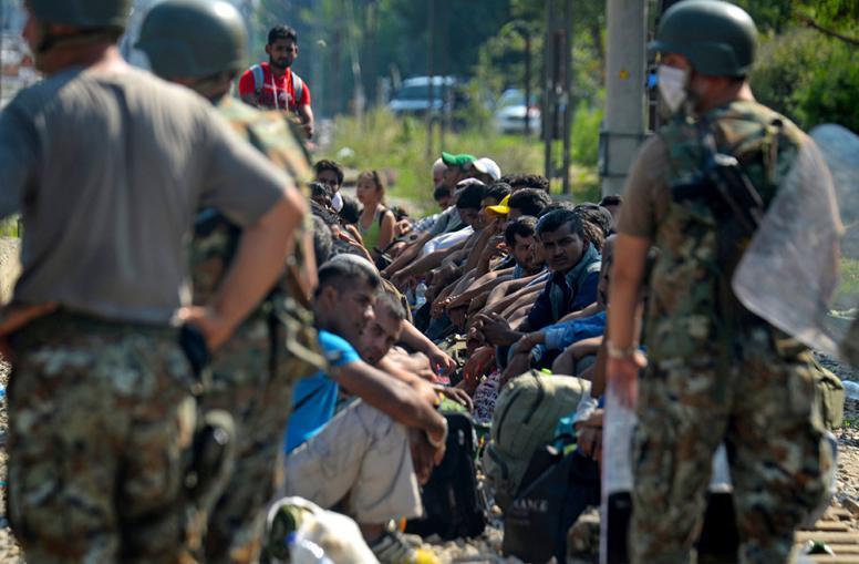 Ungarn bietet der Türkei bei der Rückführung von Asylbewerbern an.