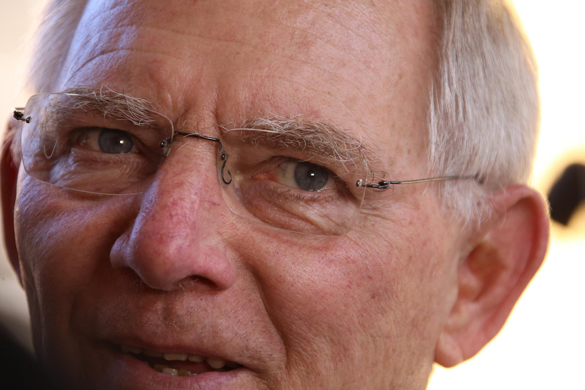 Bundesfinanzminister Wolfgang Schäuble will trotz der Flüchtlingskrise keine neuen Schulden machen.