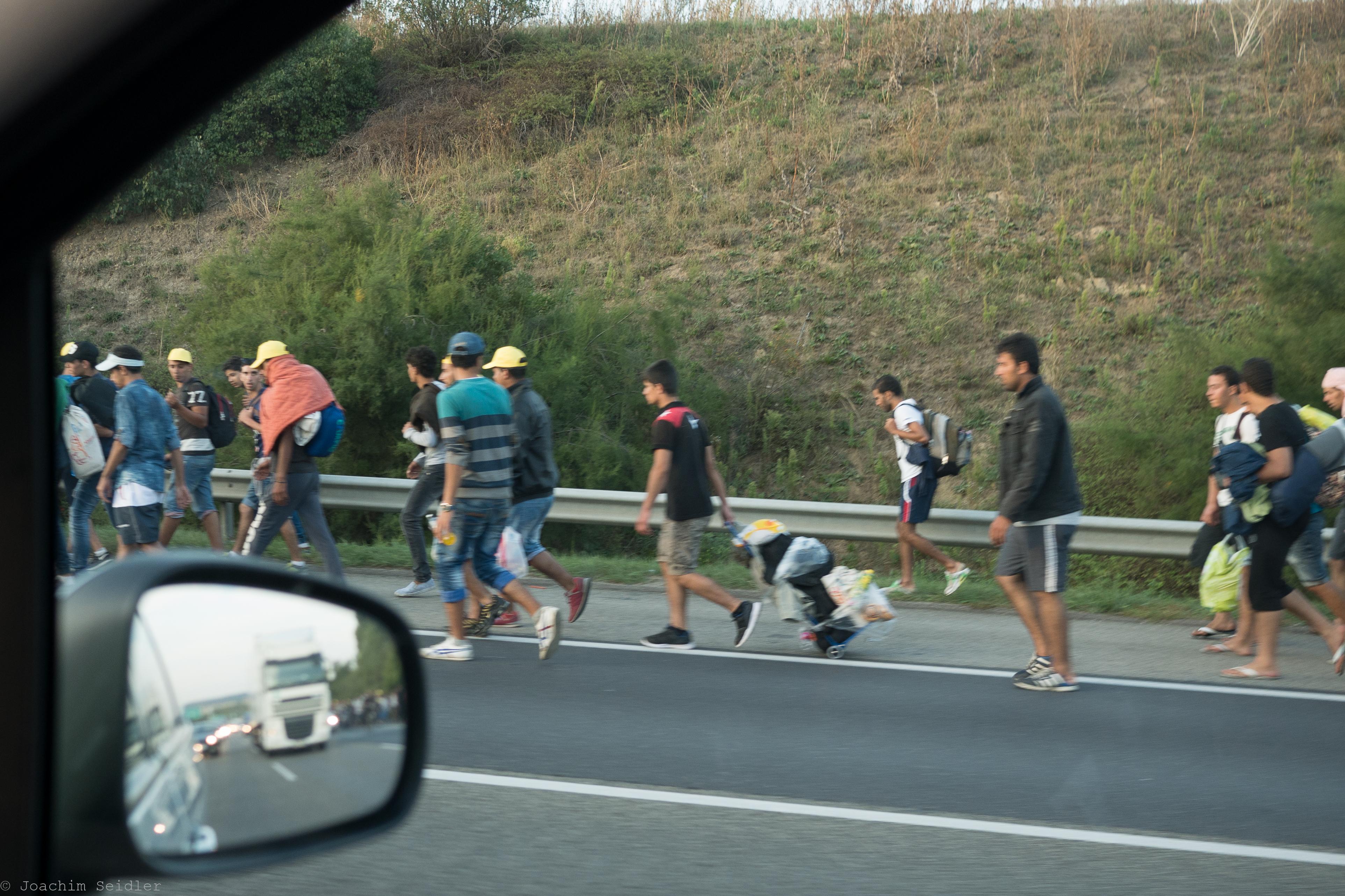 Österreich hat keine Einigung erzielt, wie es seine Grenze in der Flüchtlingskrise sichern will.