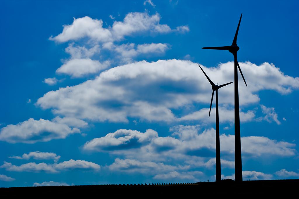 Erneuerbare Stromerzeugung, etwa durch Windenergie, kann einen großen Beitrag zu den Zielen von COP21 in Paris leisten.