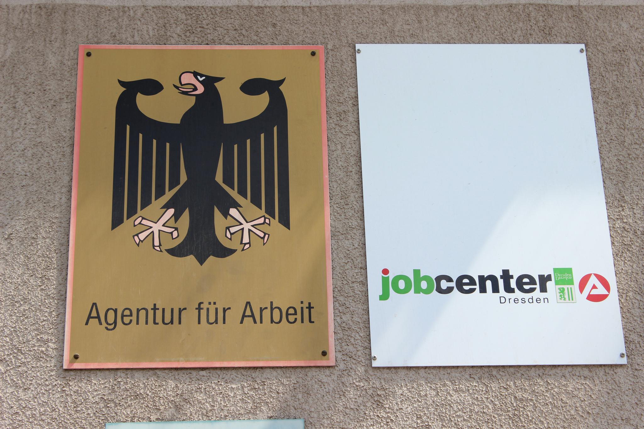 """Der Arbeitsmarkt der EU Flüchtlinge """"absorbieren"""" können, so die OECD."""