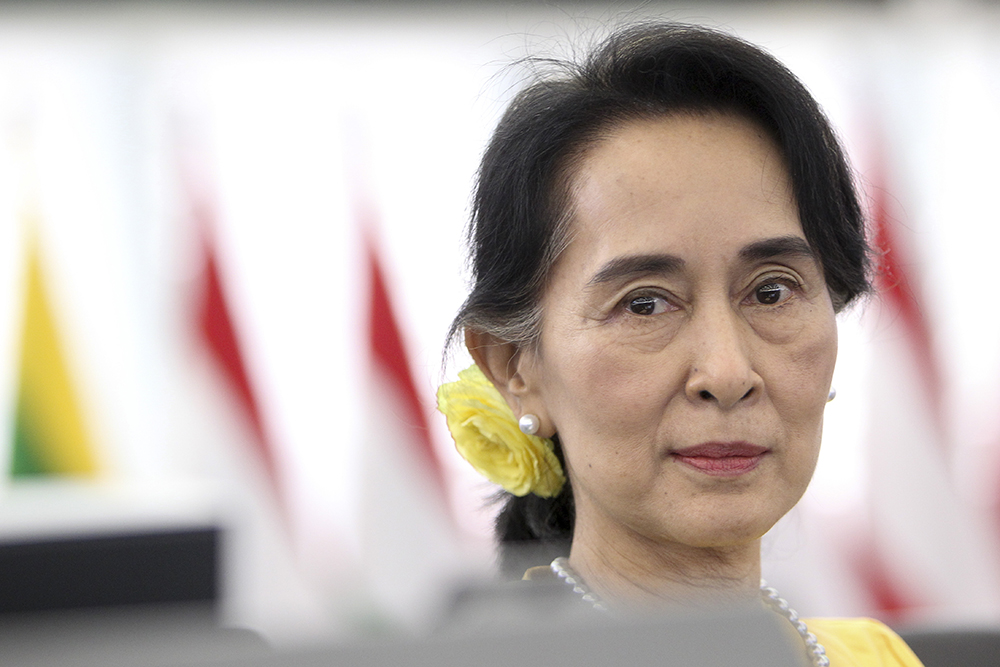 Die myanmarischen Einwanderer in Thailand setzen große Hoffungen in Aung San Suu Kyi.