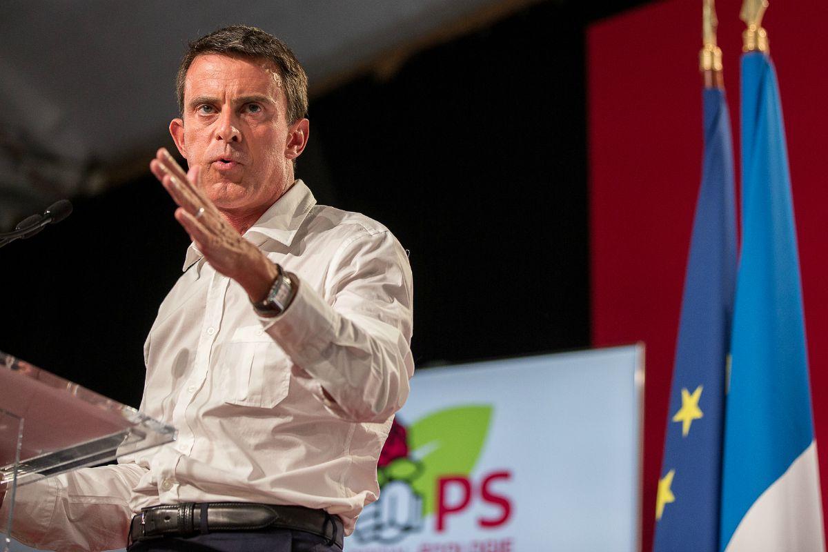 Terrorismus Valls Anschläge IS Europa Paris Islamischer Staat Syrien