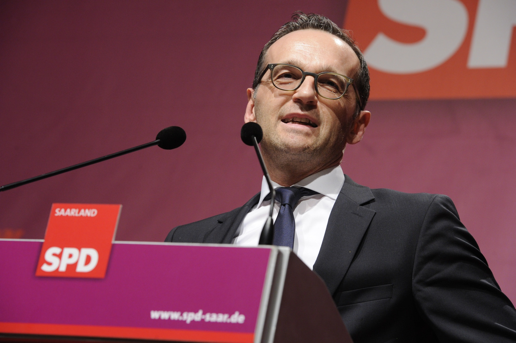 Bundesjustizmiister Heiko Maas verteidigt Strafmaßnahmen gegen Terroristen als ausreichend.