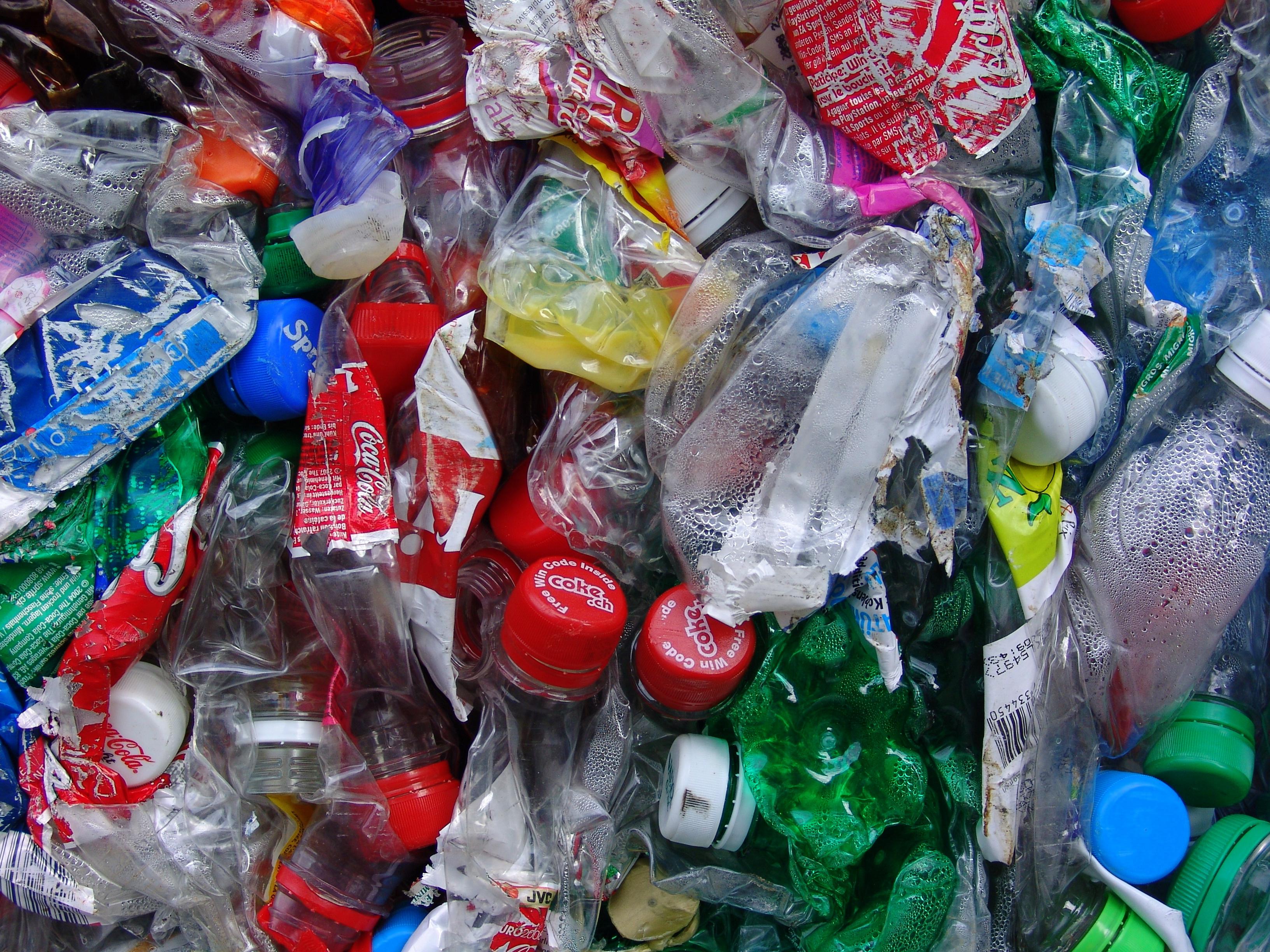 Die EU Abfallvermeidung durch Kreislaufwirtschaft stärken.