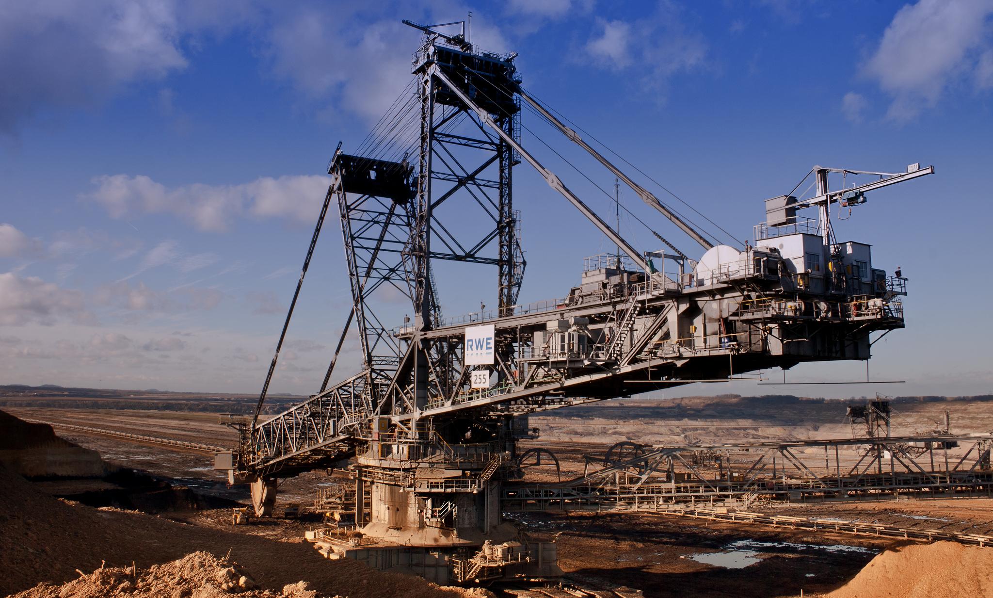 Nach Meinung von Sigmar Gabriel könnte sich der Kohleausstieg bis 2015 ziehen.