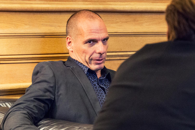 Der frühere griechische Finanzminister Yanis Varoufakis will eine Bewegung in Berlin gründen.