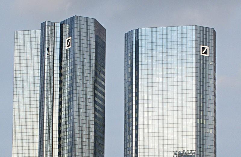 Rekordverlust der Deutschen Bank: Die Anleger haben den Glauben an eine schnelle Genesung verloren.