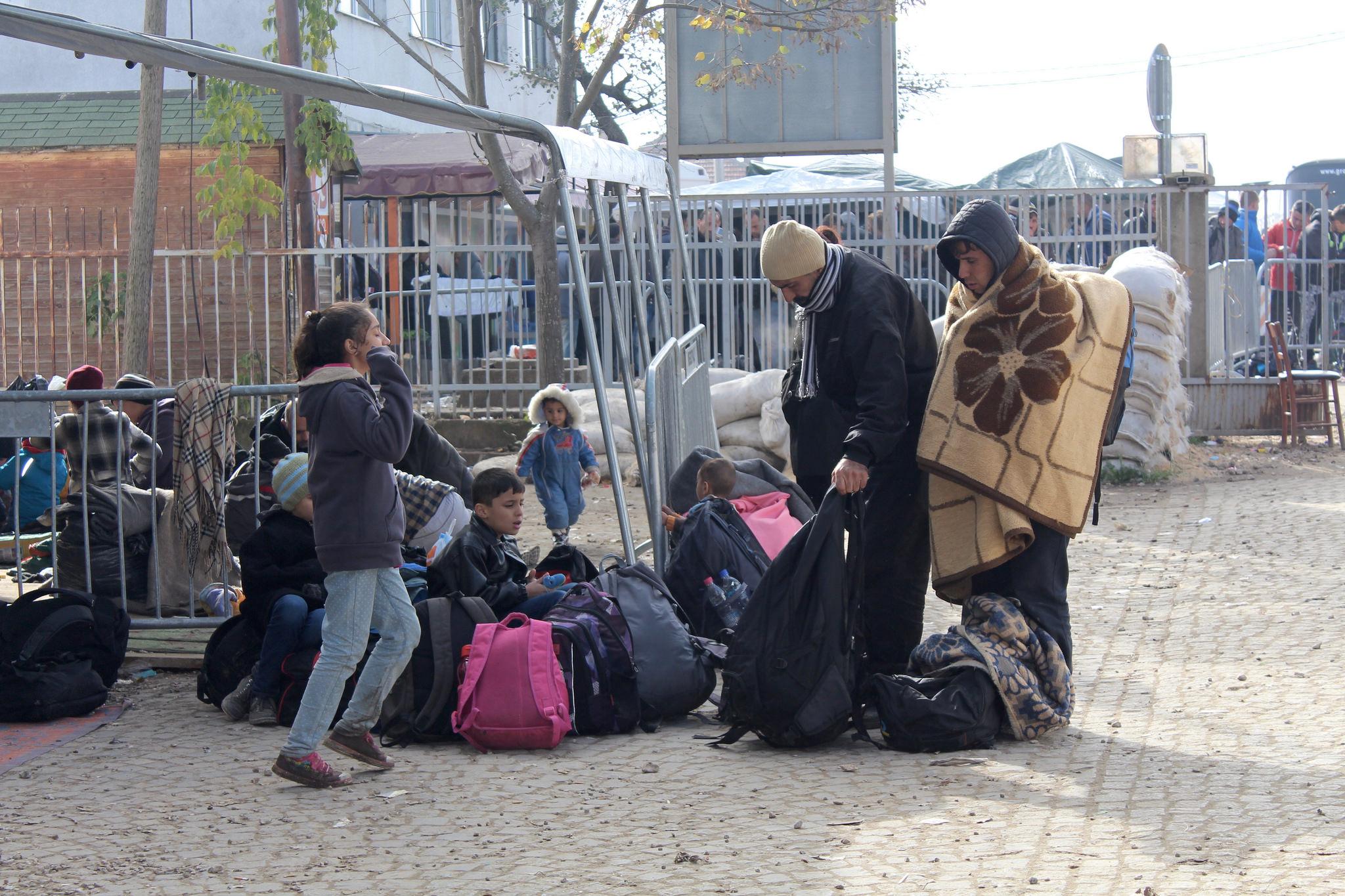 Deutschland droht einen Alleingang in der Flüchtlingskrise an, sollte es nicht zu einer Einigung in Brüssel kommen.