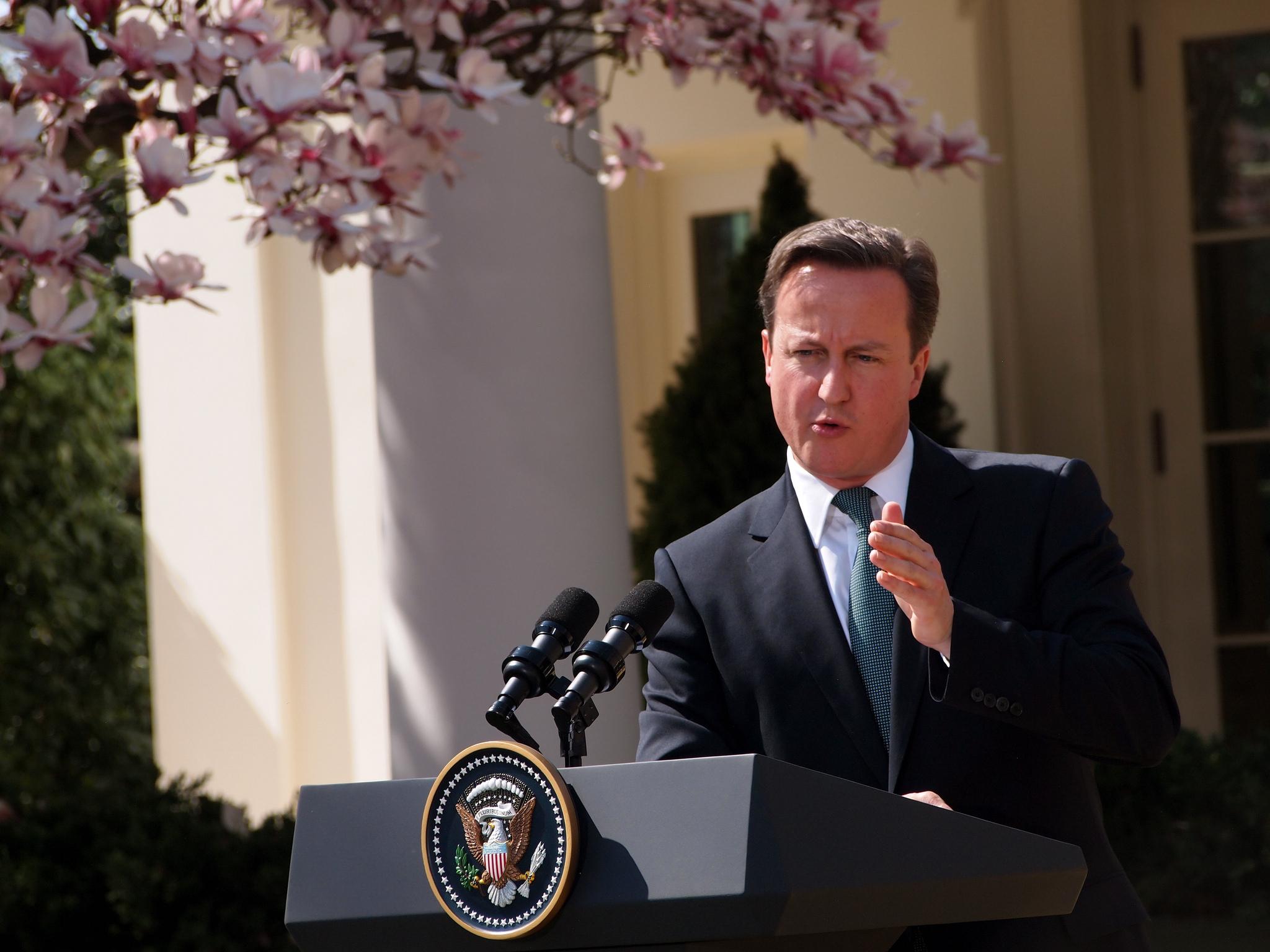 David Cameron stößt vo dem britischen Referendum auf mehr und mehr Offenheit von Angela Merkel.