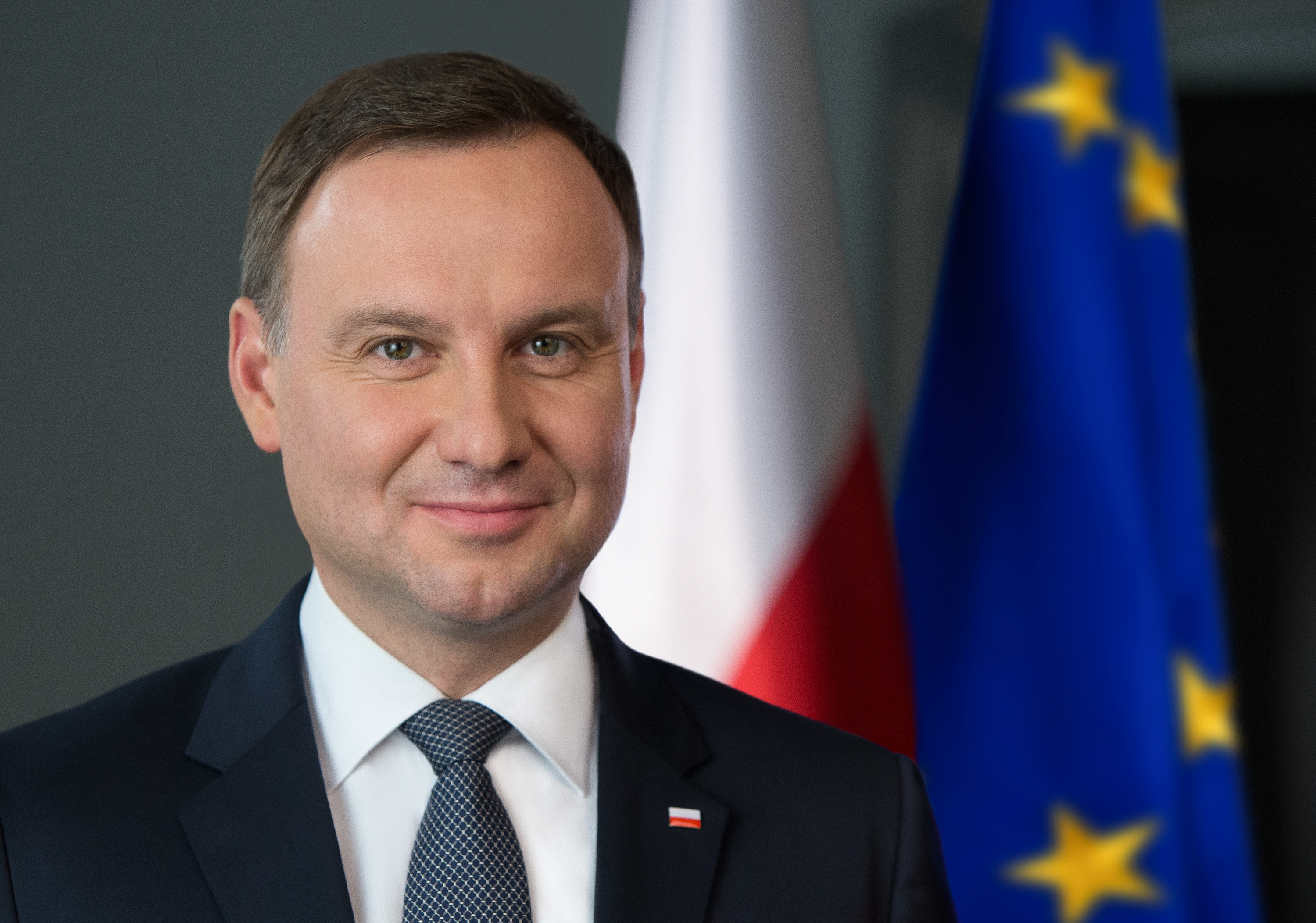 Andrzej Duda [Website of the President of Poland]