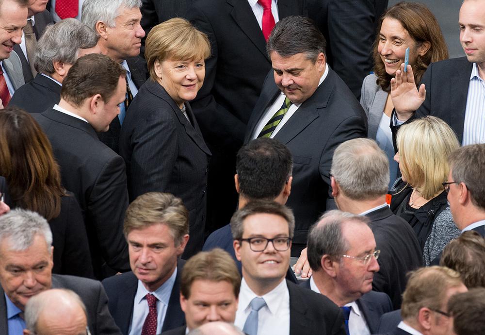 Angela Merkel, TTIP, CETA, Sigmar Gabriel, Freihandelsabkommen
