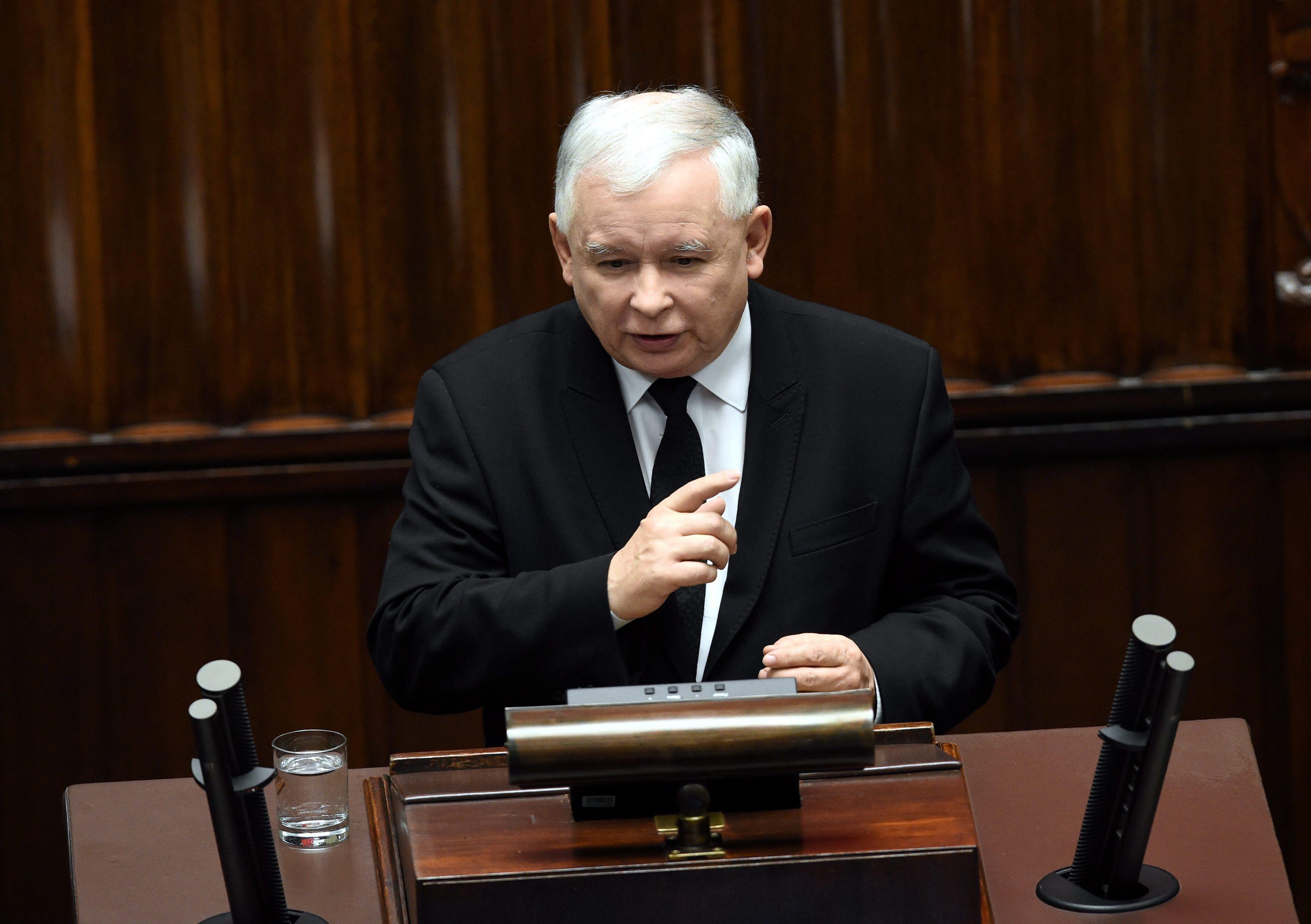 Die polnische Regierung will sich Druck aus EU nicht beugen.