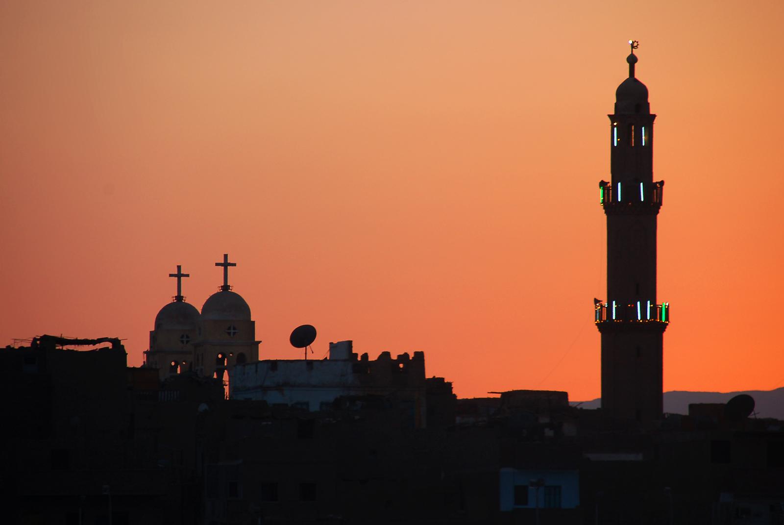 Christentum und Islam - beides kann nebeneinander existieren.