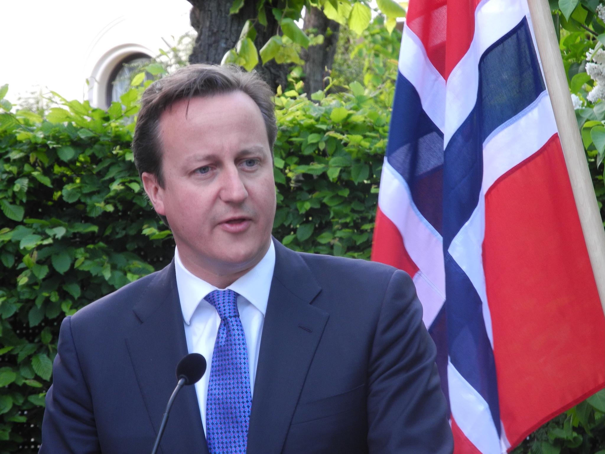 David Cameron und Donald Tusk haben sich in einigen Punkten geeinigt.