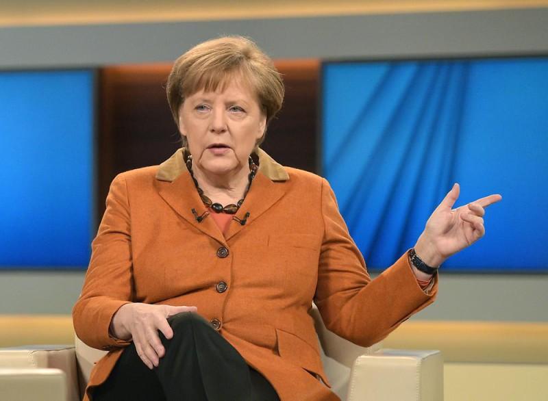 Merkel, Pandemien, Ebola, G20