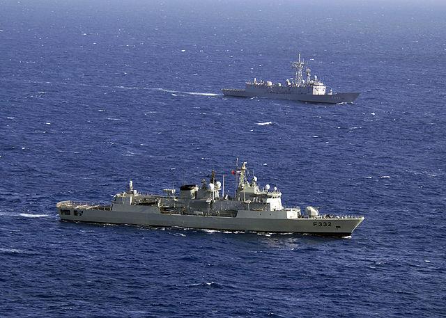 NATO Einsatz im Mittelmeer