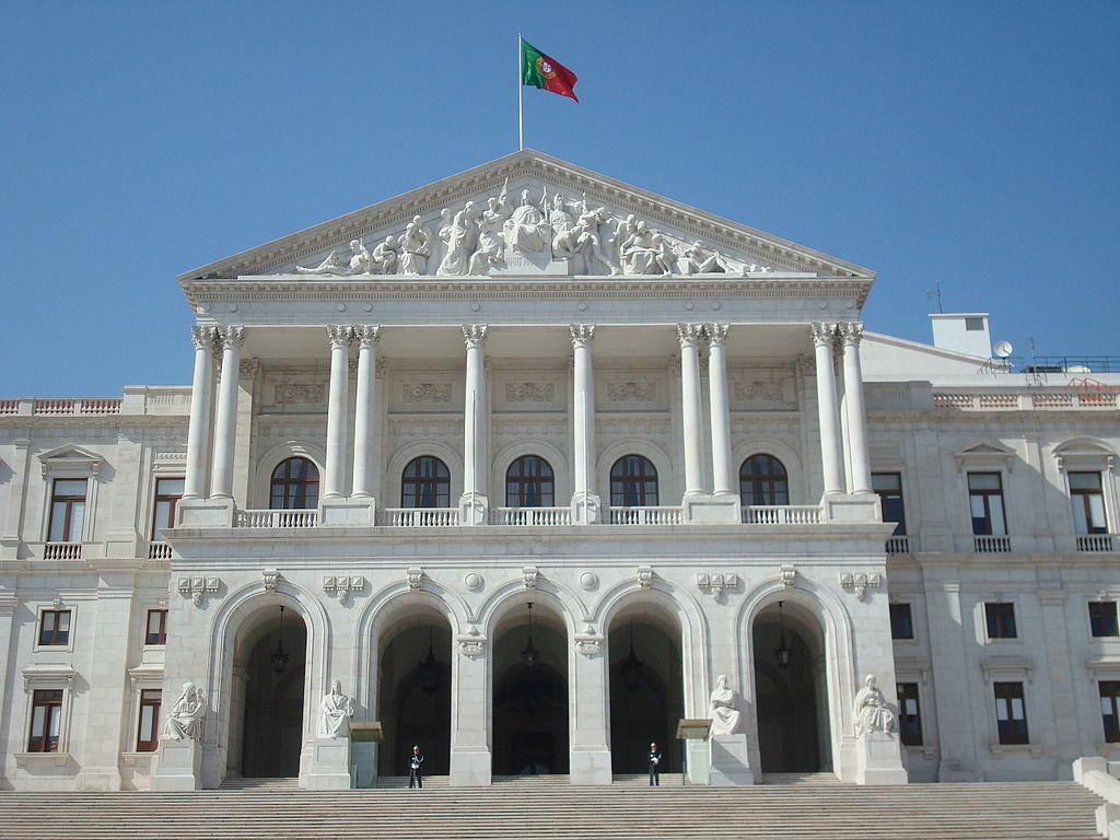 Das portugiesische Parlament
