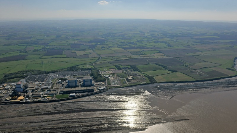 Hinkley Point site