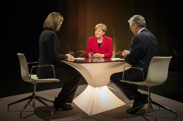 Angela Merkel, Bundeskanzerin