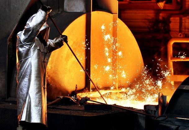Kreislaufwirtschaft, Stahl, Stahlrecycling