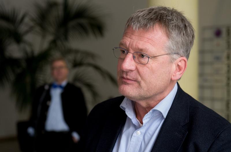 Zuwanderung AfD Jörg Meuthen, Euro-Zone Bundestagswahl