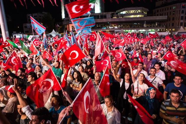 Türkei Istanbul Taksim