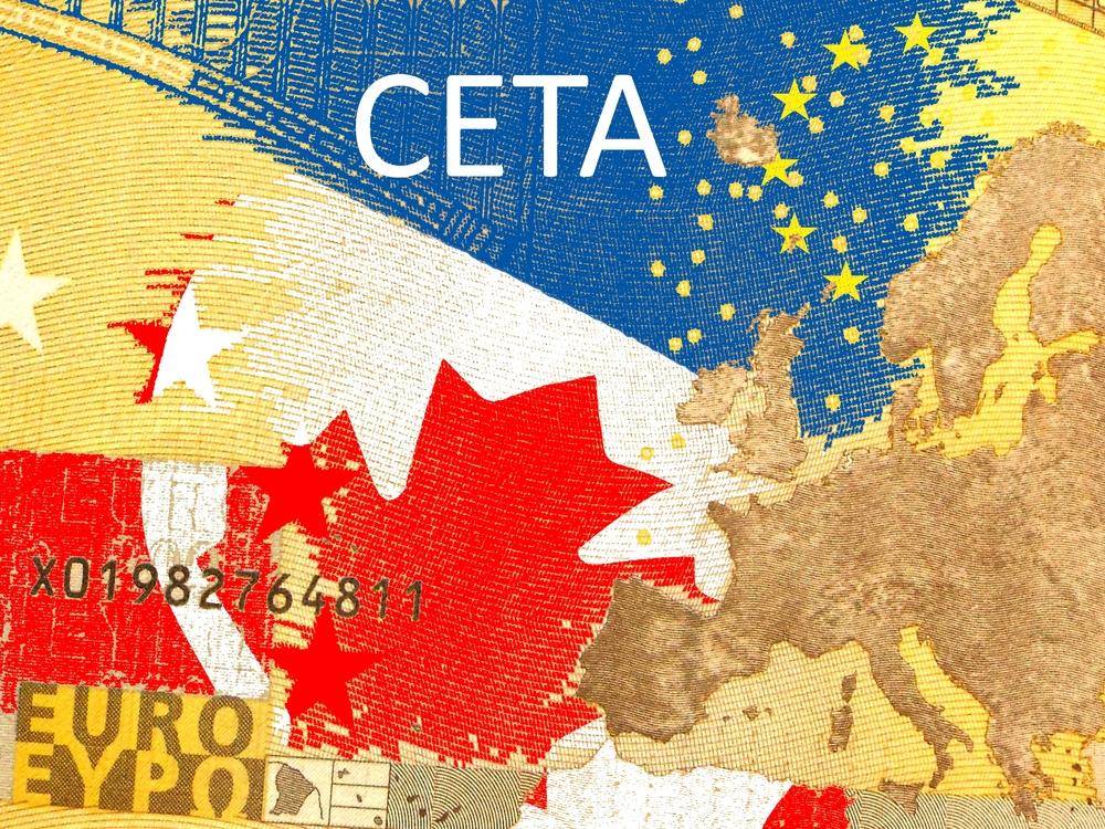 CETA, Schiedsgerichte, EU-Parlament, Europäischer Gerichtshof (EuGH)