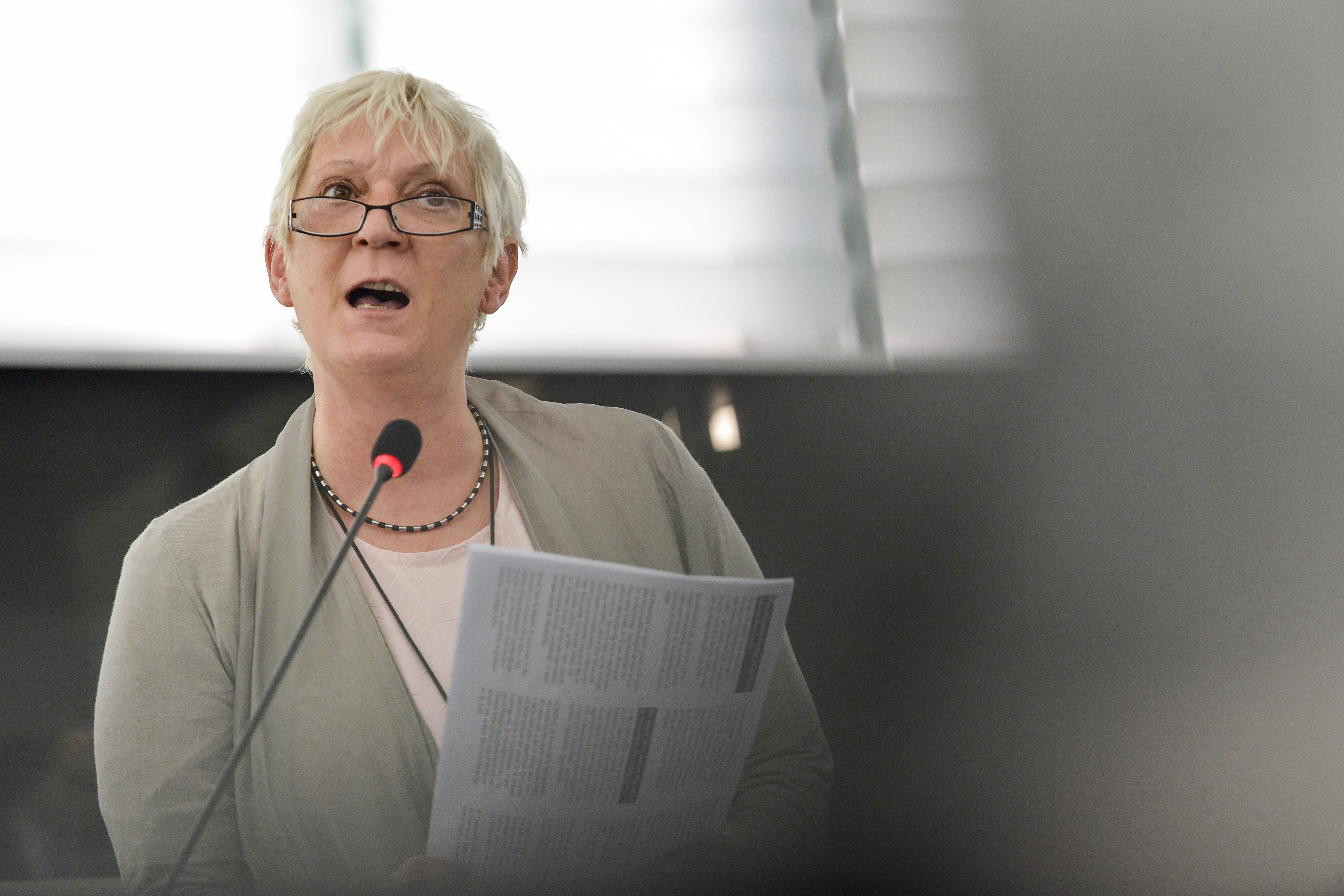 Martina Michels Diyarbakir Kisanak Europa Türkei EU Kurden