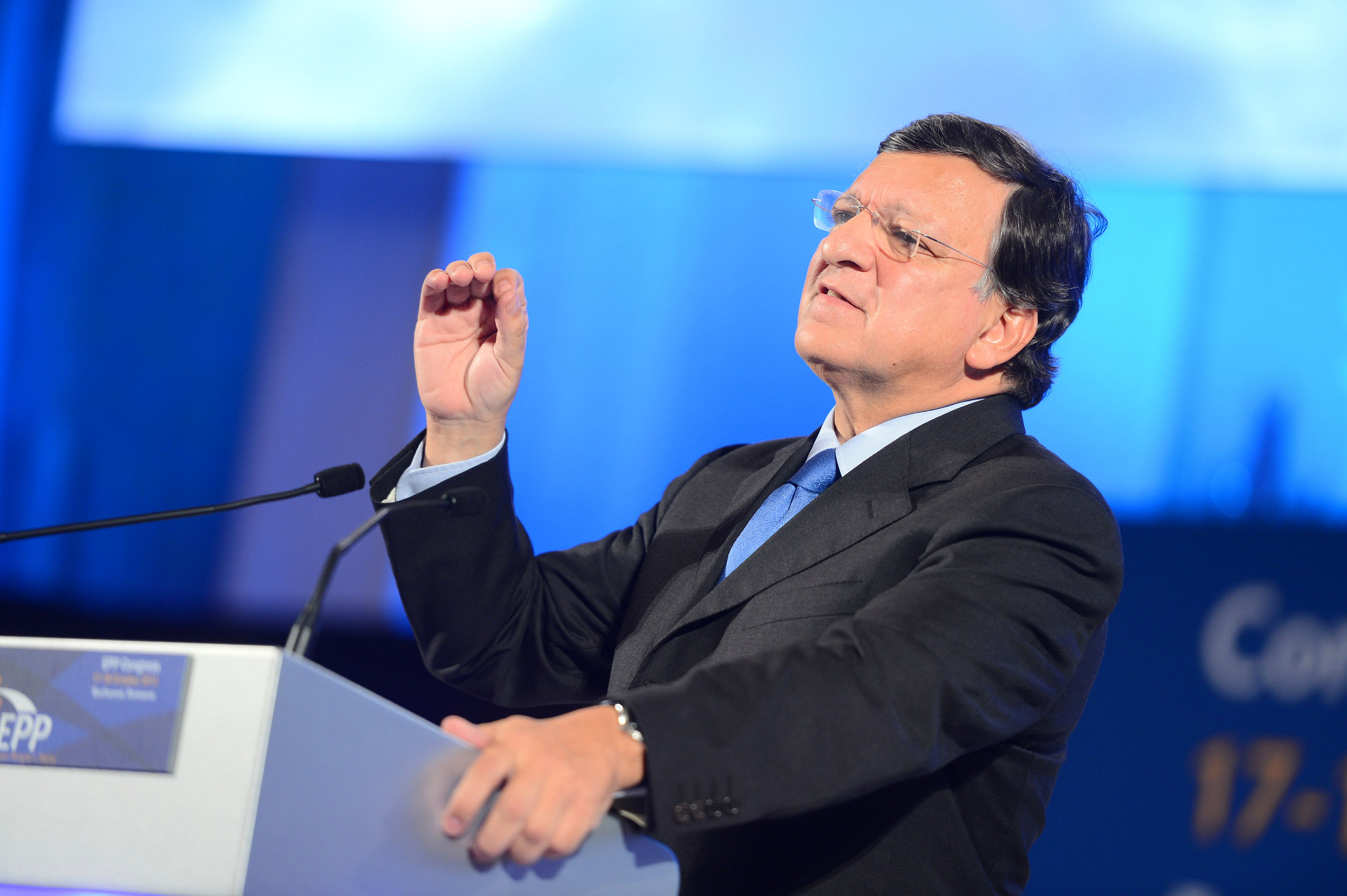 Europa EU Nachrichten Barroso Verhaltenskodex