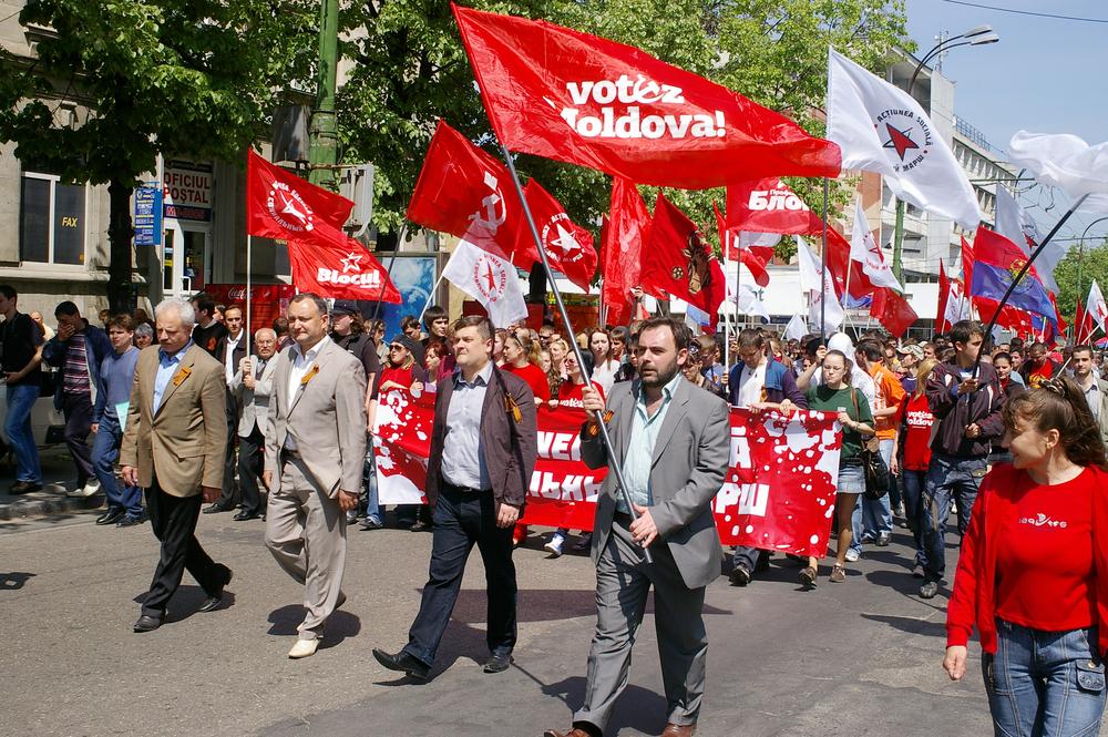 Moldau, Igor Dodon, Maia Sandu, Präsidentenwahl, Stichwahl,