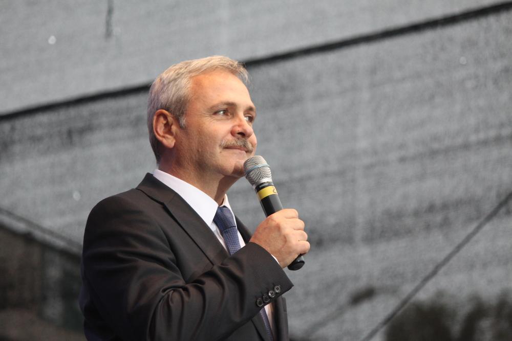 Liviu Nicolae Dragnea, Rumänien, Parlamentswahl