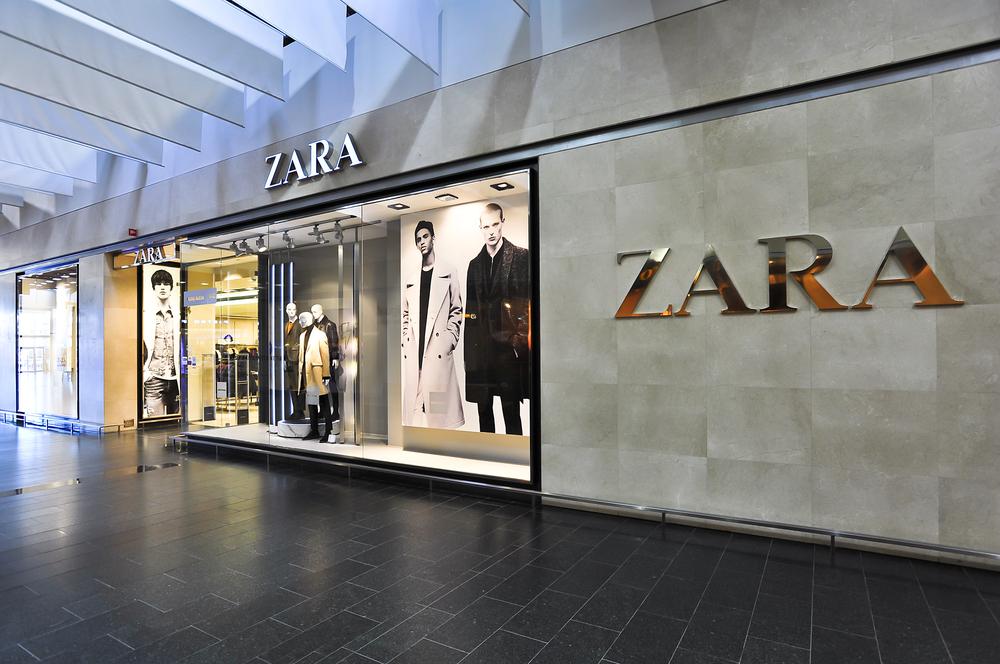 Zara, Inditex, Steuervermeidung
