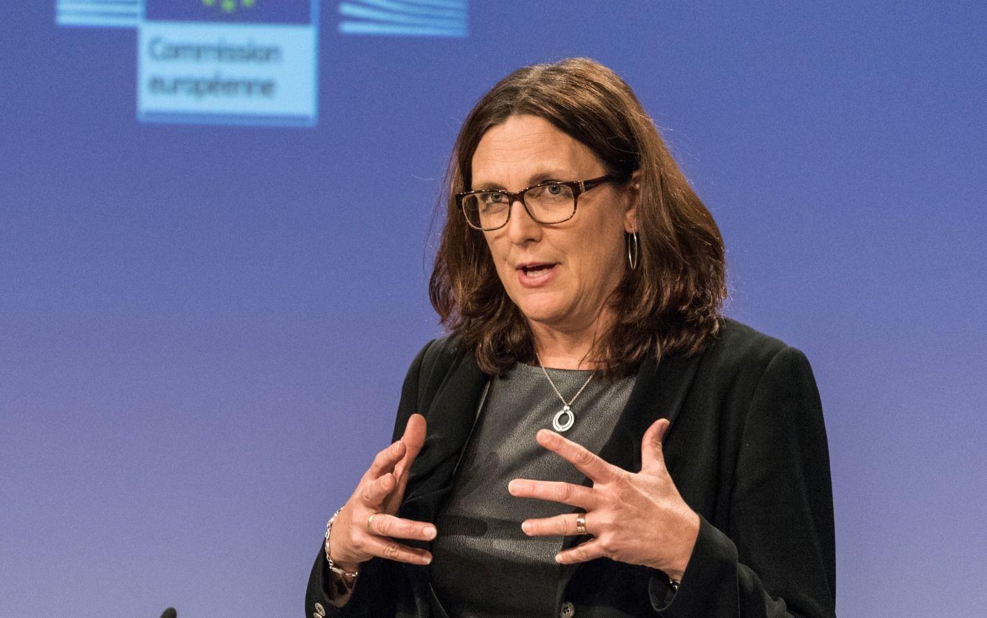 EU Europa Nachrichten Malmström