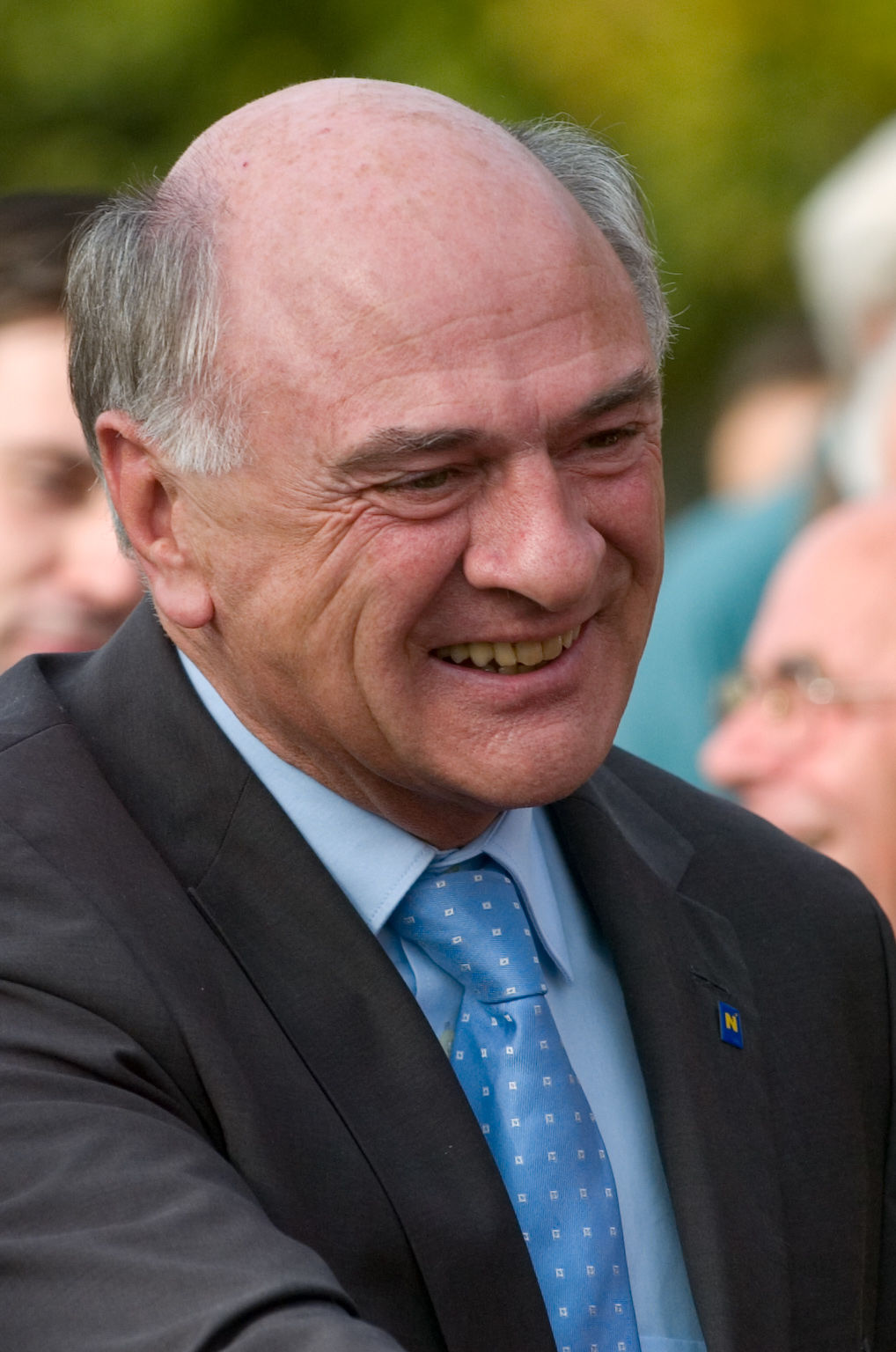 In knapp zwei Monaten wird Erwin Pröll als Landeshauptmann Abschied nehmen, in der EU-Regionalpolitik möchte er aber noch gerne weiter mitspielen