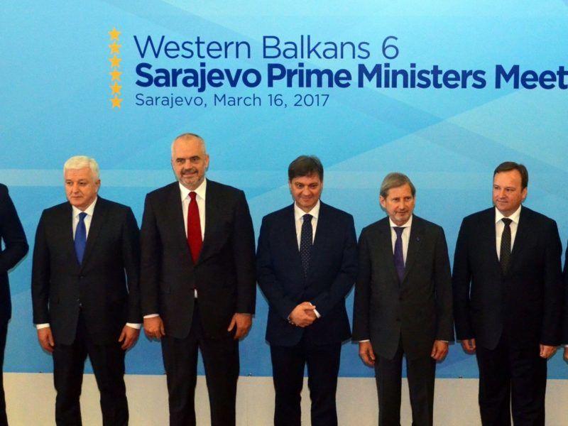 EU Europa Nachrichten Balkan