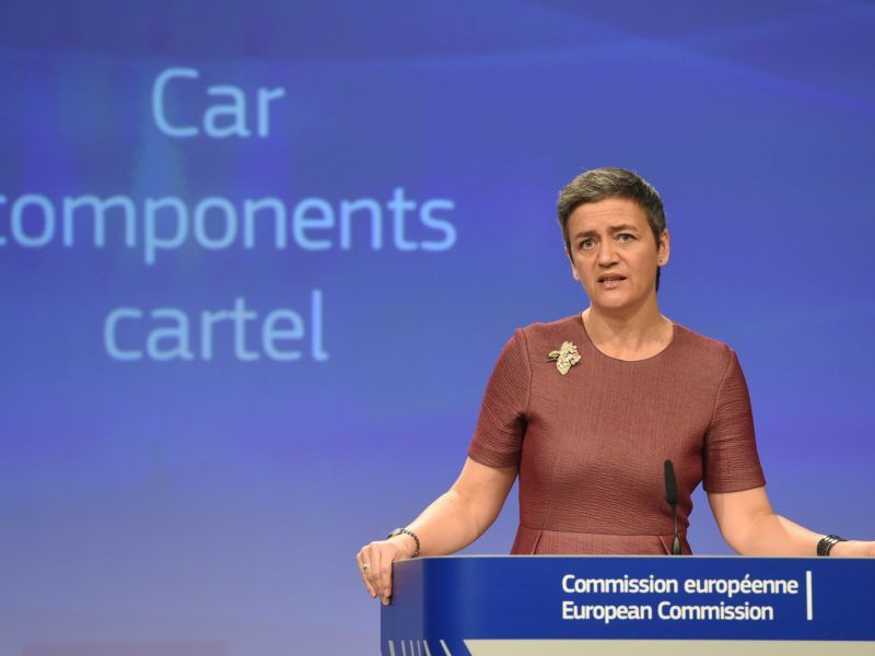 EU Europa Nachrichten Vestager