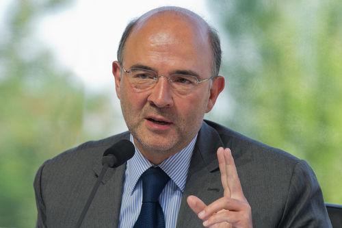 EU Europa Nachrichten Moscovici