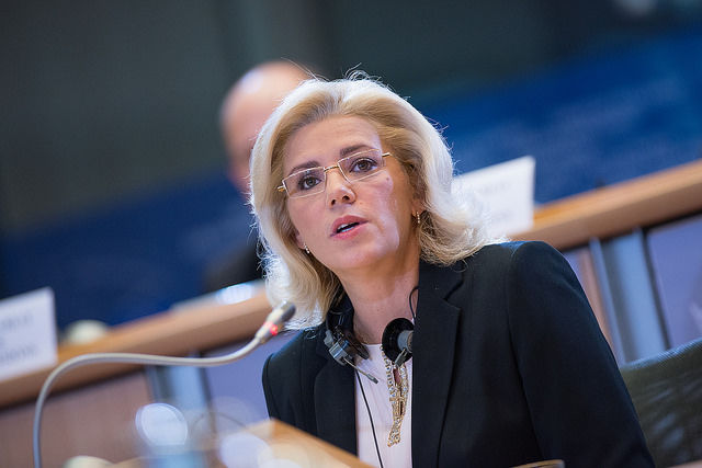 EU Europa Nachrichten Cretu